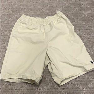 Kids polo shorts